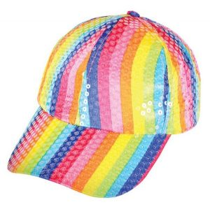 rainbow-sequin-cap