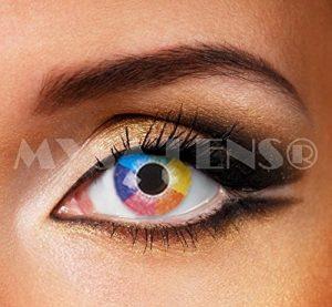 lentilles-contact-arc-en-ciel