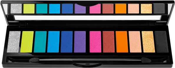 Palette de maquillage Flash Color de Black Up