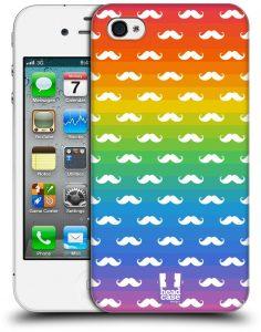 coque-rigide-arc-en-ciel-moustaches-iphone