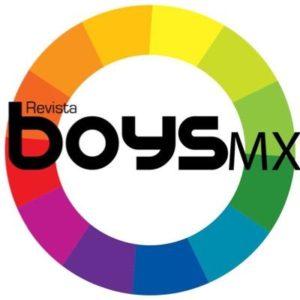 Logo Revista Boys