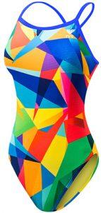 maillot-1-piece-arc-en-ciel-geometrique