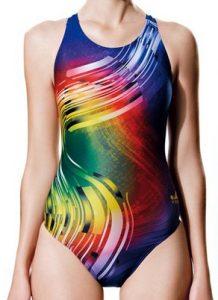 maillot-1-piece-arc-en-ciel-nageuse-yingfa