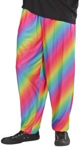 deguisement-pantalon-baggy-arc-en-ciel