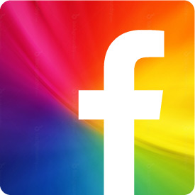 un arc en ciel sur votre photo de profil facebook. Black Bedroom Furniture Sets. Home Design Ideas