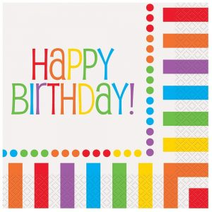 serviette-en-papier-rayures-arc-en-ciel-happy-birthday