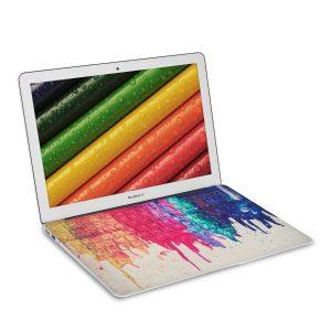 autocollant clavier apple peinture-degoulinante
