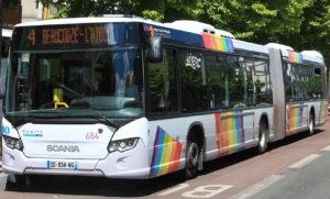 Bus à Angers