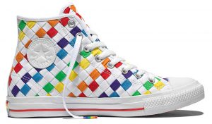 Converse pride collection arc-en-ciel