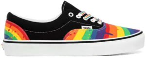 Vans Rainbow drip