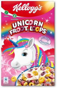 Kellogg's Unicorn Froot Loops
