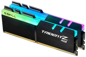 Barrettes de RAM DDR4 à LED arc-en-ciel
