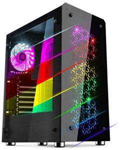 Boîtier PC ATX Rogue IV RGB