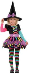 Costume soricère déguisement enfant Halloween