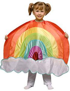 Déguisement arc-en-ciel pour enfant