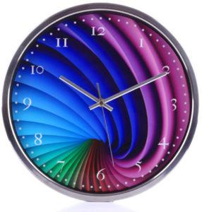 Horloge murale tourbillon