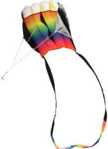 Cerf-volant arc-en-ciel