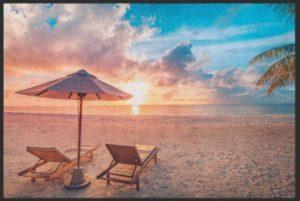 Paillasson plage