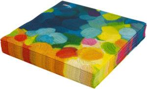 Pack de 20 serviettes en papier Pylones