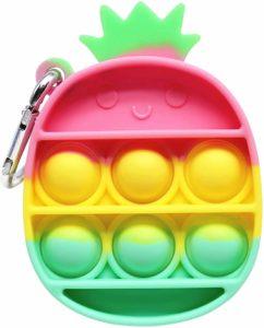 Mini pop-it porte-clés